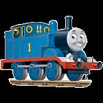Thomas & Friends: Thomas Shaped Floor Puzzle