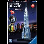 Ravensburger 3D Puzzle Night Edition - Chrysler Building