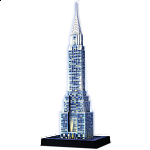 Ravensburger 3D Puzzle Night Edition - Chrysler Building