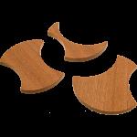 Bitten Biscuits - Wood