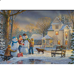 Snow Creations - Sam Timm