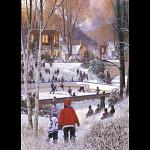 Hockey Season - Douglas R. Laird