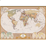 Heritage Map Of The World