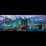 Panorama: New York Brooklyn Bridge