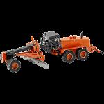 Metal Earth - Motor Grader