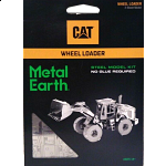 Metal Earth: CAT - Wheel Loader