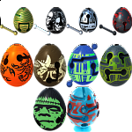 Group Special - A set of 11 Smart Egg Labyrinth Puzzles