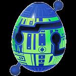 Smart Egg Labyrinth Puzzle - Robo