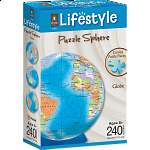 Lifestyle 3D Puzzle Sphere - Globe