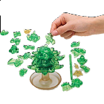 3D Crystal Puzzle Deluxe - Christmas Tree