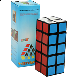 WitEden 2x2x5 Cuboid Cube - Black Body