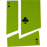 Card with a Disappearing Hole - Version 2