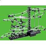 Set of 2 Space Rails Level 2 - Buy 1 Get 1 Free