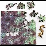 Stem Cells: Microscopic Art Jigsaw Puzzle