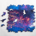 Infinite Galaxy Puzzle - Double-sided