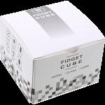Anti Stress Fidget Cube - Pink & White