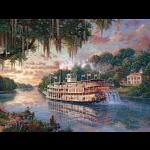Thomas Kinkade: Special Edition - The River Queen