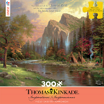 Thomas Kinkade: Inspirations - The Mountains Declare His Glory