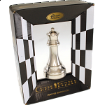 Silver Color Chess Piece - Queen