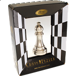 Silver Color Chess Piece - Bishop