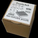 Puzzle 5x5 (no tray)