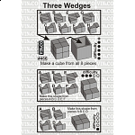 Three Wedges (tray 2)