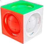 limCube Deformed 3x3x3 Centro-Sphere Cube - Stickerless