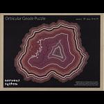 Orbicular Geode Puzzle #139