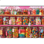 Candy Counter - Family Pieces Puzzle