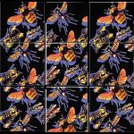 Scramble Squares - Bees