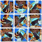 Scramble Squares - Noah's Ark