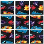 Scramble Squares - Retro Rods