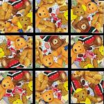 Scramble Squares - Teddy Bears