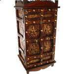 Wooden Puzzle Cabinet - Type A