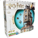 Harry Potter: The Burrow - Weasley Family Home