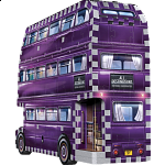 Harry Potter: The Knight Bus - Wrebbit 3D Jigsaw Puzzle