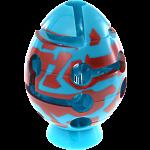 Smart Egg Labyrinth Puzzle - Zig Zag