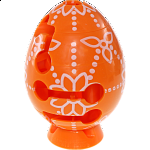 Smart Egg Labyrinth Puzzle - Easter Orange