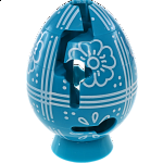 Smart Egg Labyrinth Puzzle - Easter Aqua