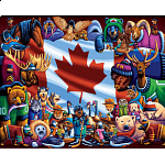 Animals Of Canada