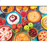 Yummy Puzzles: Homemade Pies