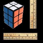 MoFangGe 2x2x3 Cube - Black Body
