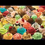 More Ice Cream - Family Pieces Puzzle