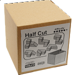 Half Cut (with box)