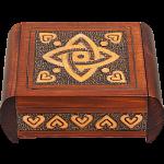 Classic Celtic Knot - Secret Box