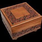 Waved Motif - Secret Box