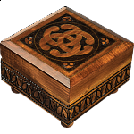Celtic Knot - Secret Box