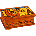 Lion of the Sahara - Secret Box
