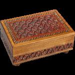 Waved Motif Full - Secret Box