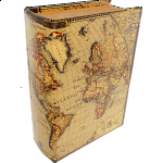 Map Book - Safe Box